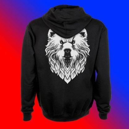 Gross hoodie - Back