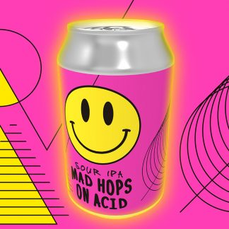 Mad Hops On Acid Gross Laugar Sour IPA