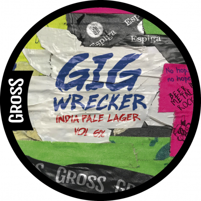 Gross Medallon Gig Wrecker IPL