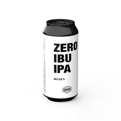 GROSS ZERO IBU IPA